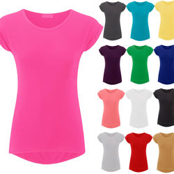 Capped Sleeve T-Shirts